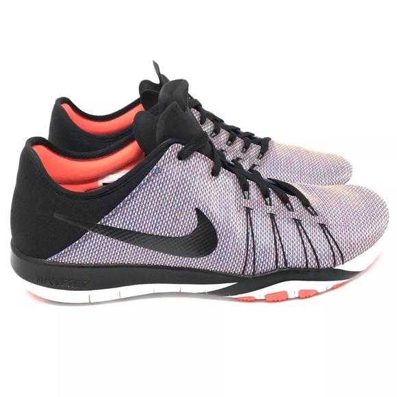 518f56480a0d1 Nike Free TR 6 print womens running shoes